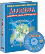 Álgebra, Manual de preparación pre universitaria