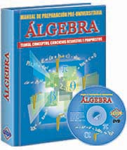 Álgebra, Manual de preparación pre universitaria