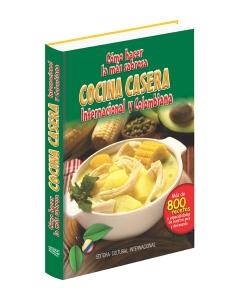 Cocina Casera Internacional y Colombiana