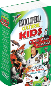 Enciclopedia Kids 1 tomo