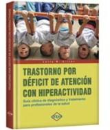 Trastorno por déficit de atención con hiperactividad.