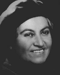 Gabriela Mistral, biografía
