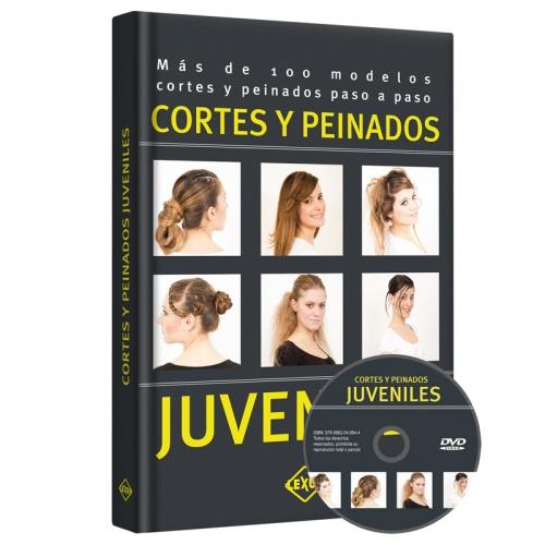 Cortes y Peinados Juveniles + DVD