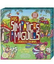 Mis Simpáticos Amiguitos del Jardín, 8 libros + CD