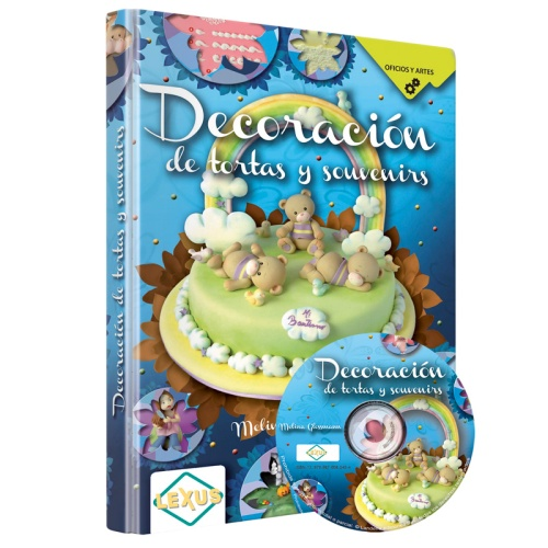 Decoración de Tortas y Souvenirs + CD