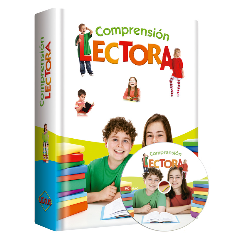 Comprensión Lectora + CD-ROM