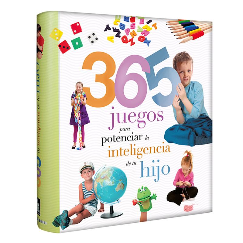 365 Juegos para Potenciar la Inteligencia de su Hijo