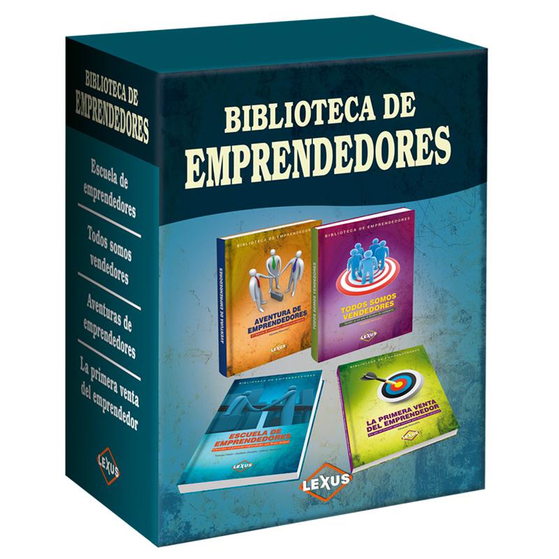 Biblioteca de Emprendedores