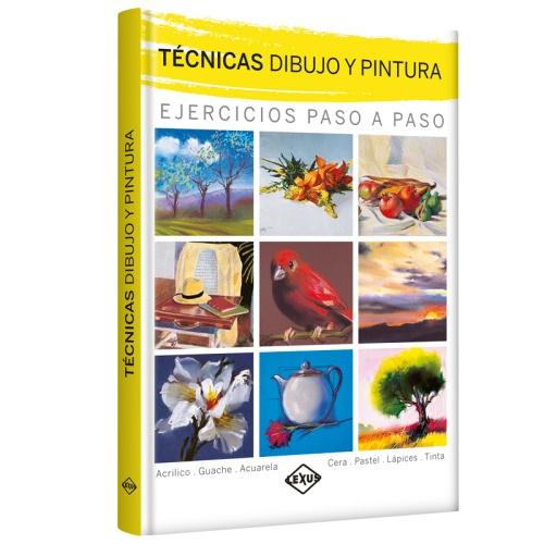 Técnicas Dibujo y Pintura