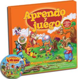 Aprendo y juego mejores costumbres + cd-rom