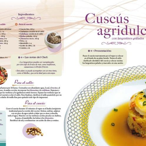 COCINA CREATIVA La cocina de los chefs 1