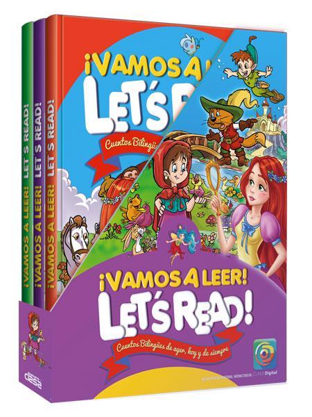 Vamos a leer LET_S READ