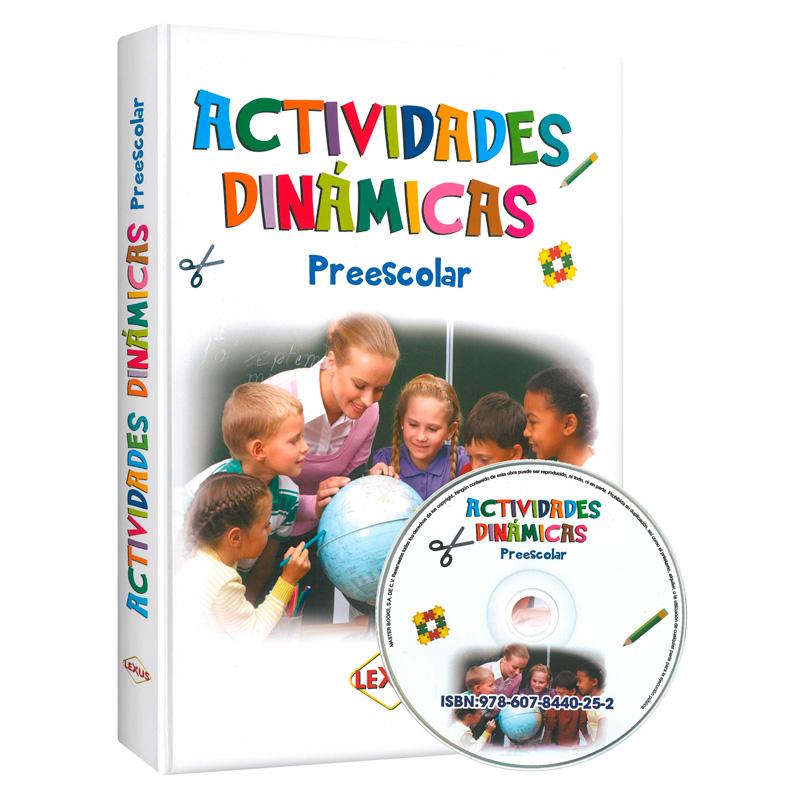 Actividades Dinámicas Preescolar