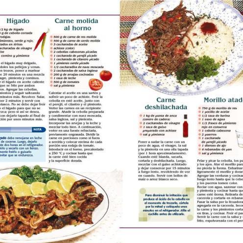 AROMAS Y DELEITE de la cocina COLOMBIANA 1