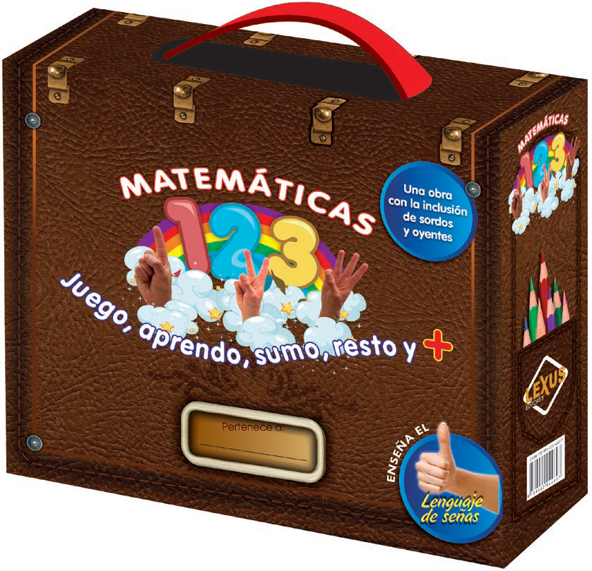 BAUL DE MATEMATICAS 1,2,3